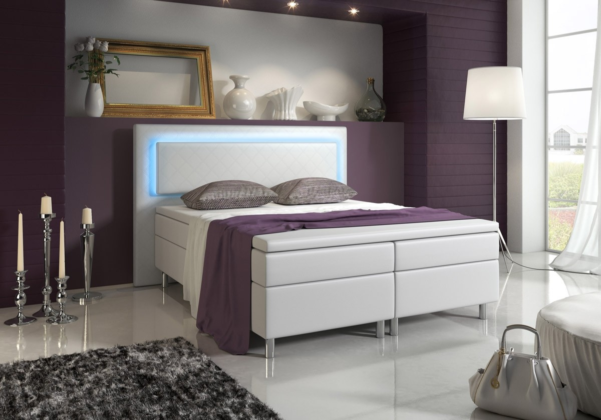 boxspringbett kita ink die matratzen und der topper. Black Bedroom Furniture Sets. Home Design Ideas